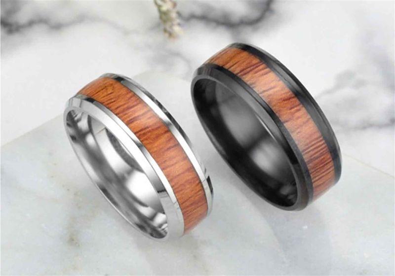 Imagem em destaque de dois aneis masculinos