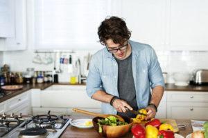 Cozinhar como hobbie