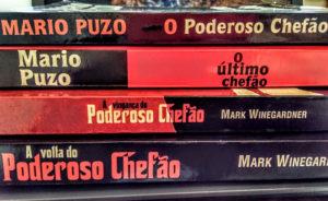 O Poderoso Chefão, Mario Puzo