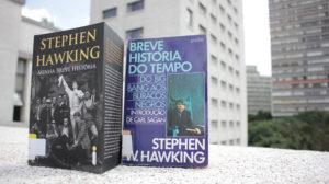 Uma Breve História do Tempo, Stephen Hawking